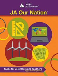 JA Our Nation curriculum cover